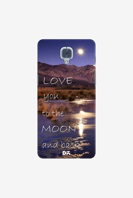 DailyObjects Love You Case Cover For OnePlus 3T