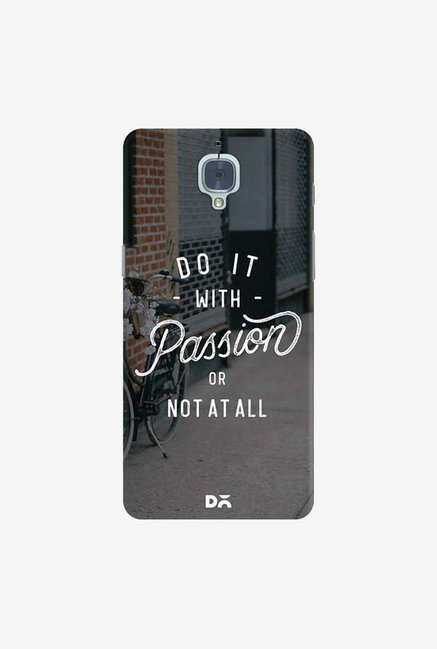 DailyObjects Passion Case Cover For OnePlus 3T