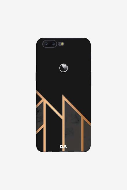 DailyObjects Marble Design 35 Case Cover For OnePlus 5T