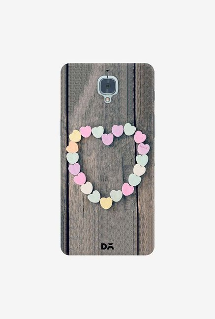 DailyObjects Peace Case Cover For OnePlus 3T