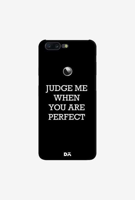 DailyObjects Judge Me Case Cover For OnePlus 5T