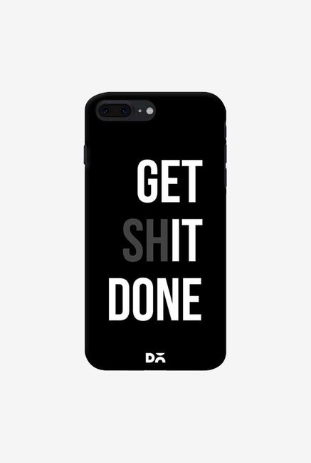DailyObjects Get Shit Done Case Cover For iPhone 8 Plus
