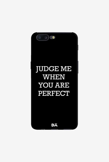 DailyObjects Judge Me Case Cover For OnePlus 5