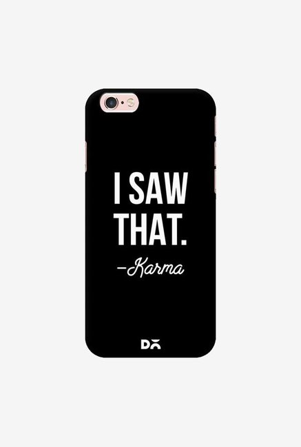 DailyObjects Karma Case Cover For iPhone 6S
