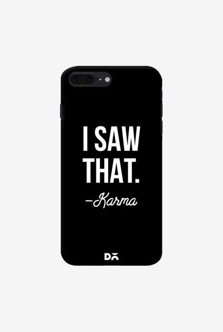 DailyObjects Karma Case Cover For iPhone 7 Plus