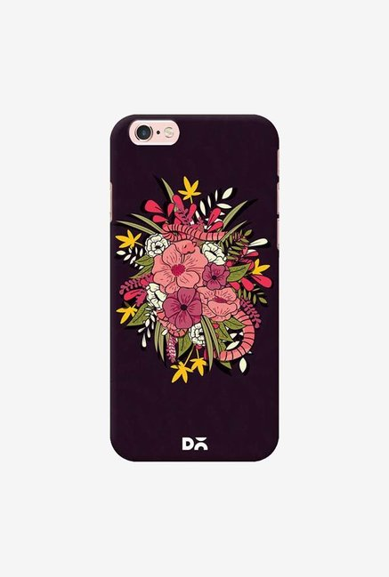 DailyObjects Gilded Flower Jungle Case Cover For iPhone 6S