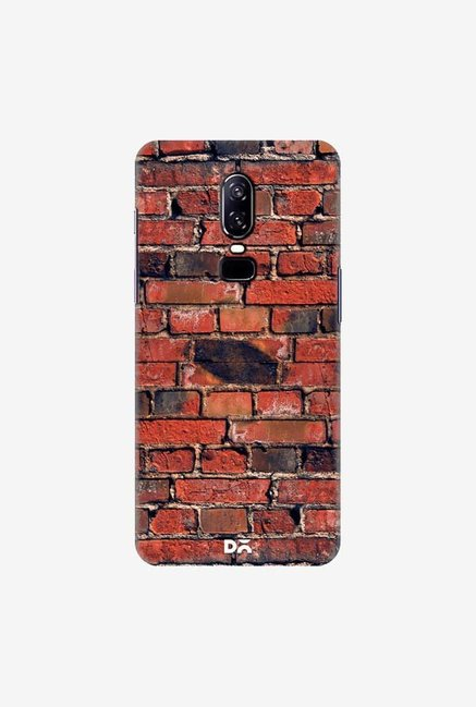 DailyObjects Another Brick In The Wall Case Cover For OnePlus 6