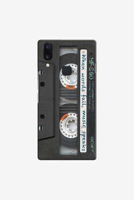 DailyObjects Sony Cassette Case Cover For Vivo V11