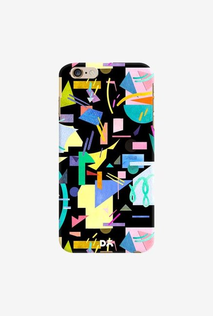 DailyObjects Geometric Pop Case Cover For iPhone 6 Plus