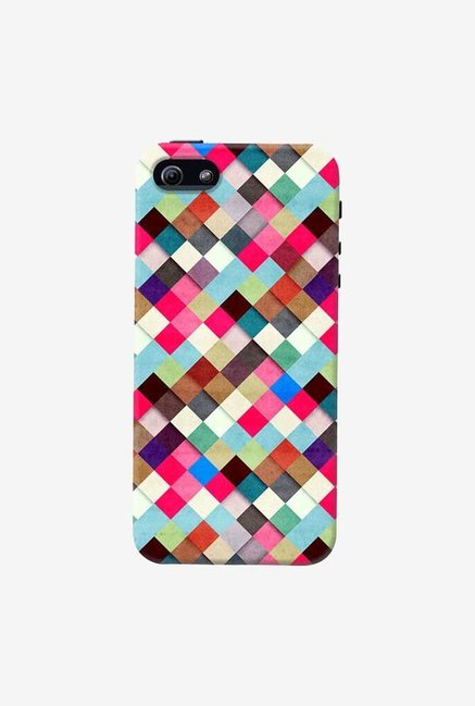 DailyObjects Ubrik Checker Case For iPhone 5/5S