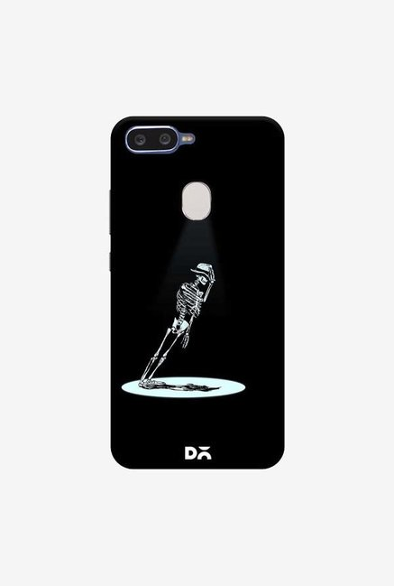 DailyObjects Anti Gravity Case Cover For Oppo F9