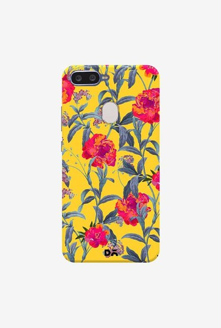 DailyObjects Come Into Bloom Case Cover For Oppo F9