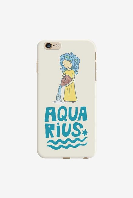 DailyObjects Aquarius Case For iPhone 6 Plus