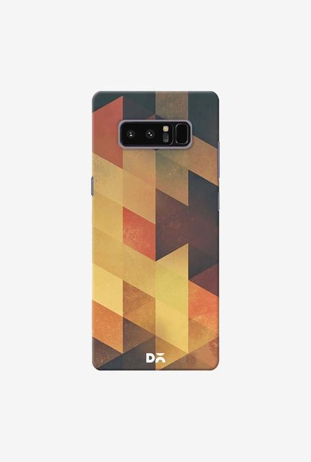 DailyObjects Fyyr Case Cover For Samsung Galaxy Note 8