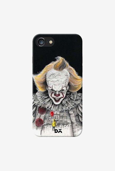 DailyObjects IT Black Case Cover For iPhone 7