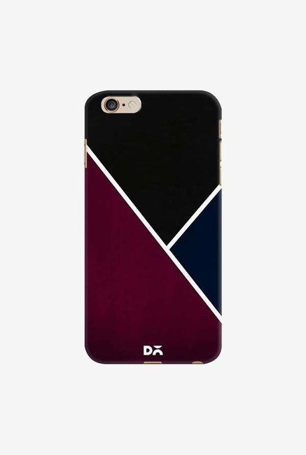 DailyObjects Red And Royal Case Cover For iPhone 6 Plus
