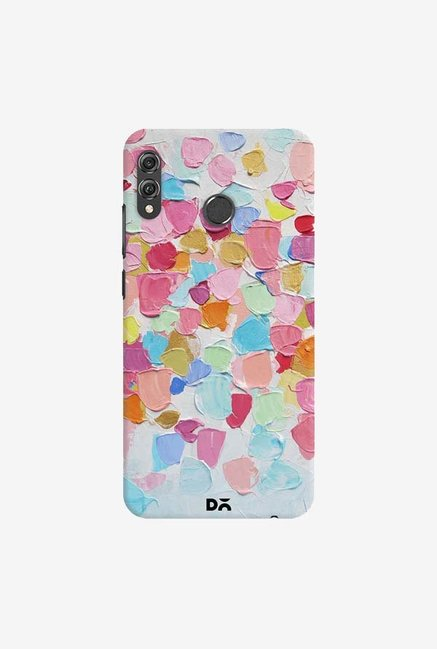 DailyObjects Amoebic Confetti Case Cover For Huawei Honor 8X