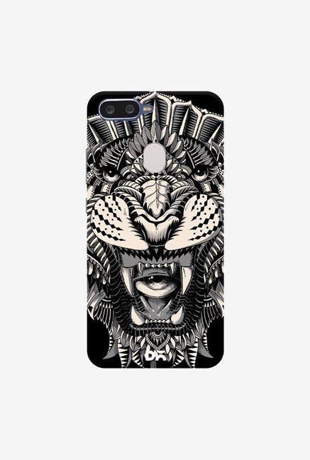 DailyObjects Eye of The Tiger Case Cover For Oppo F9 Pro