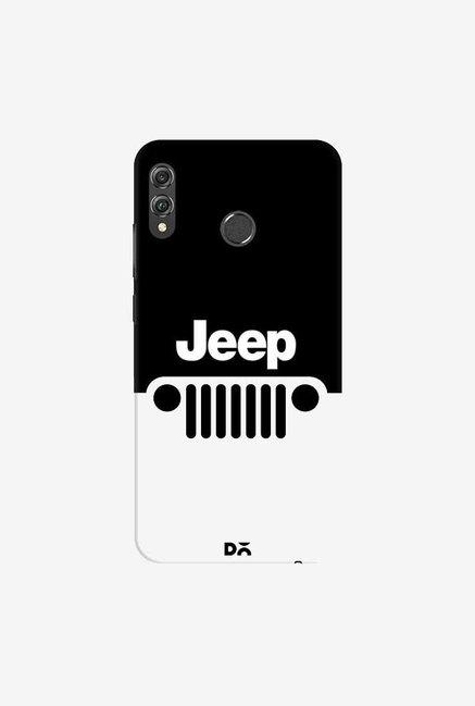 DailyObjects 4x4 Fun Case Cover For Huawei Honor 8X