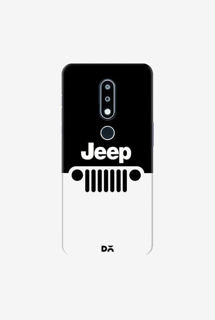 DailyObjects 4x4 Fun Case Cover For Nokia 6.1 Plus