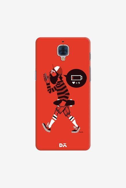 DailyObjects Lowbat Case For OnePlus 3T