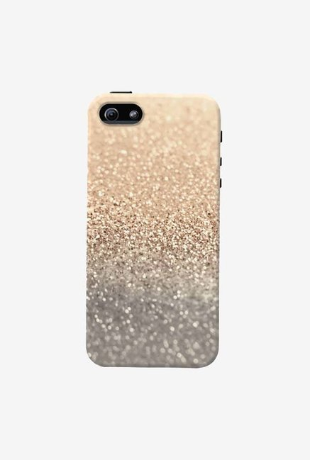 DailyObjects Gatsby Gold Case For iPhone 5/5S