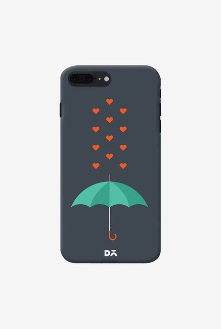 DailyObjects Its Raining Hearts Case For iPhone 7 Plus