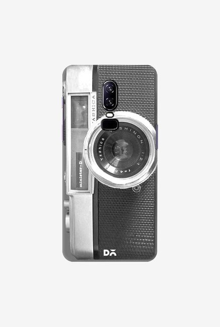 DailyObjects Old School Camera Case Cover For OnePlus 6