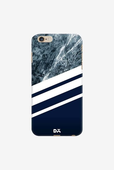 DailyObjects Marble Navy Case For iPhone 6 Plus
