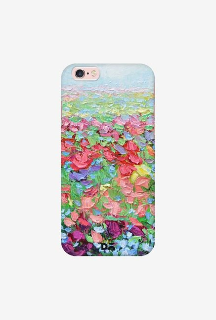 DailyObjects Blue Bonnet Highland Case For iPhone 6S