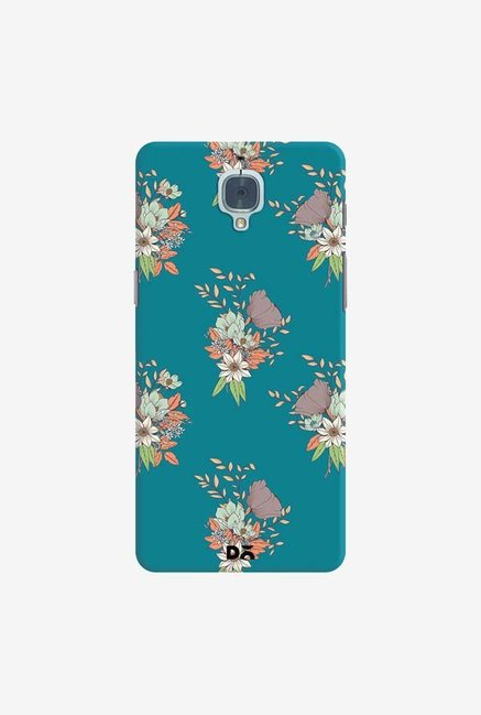 DailyObjects Botanical Pattern 4 Case Cover For OnePlus 3T