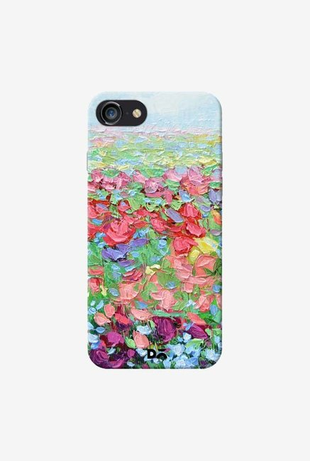DailyObjects Blue Bonnet Highland Case For iPhone 7