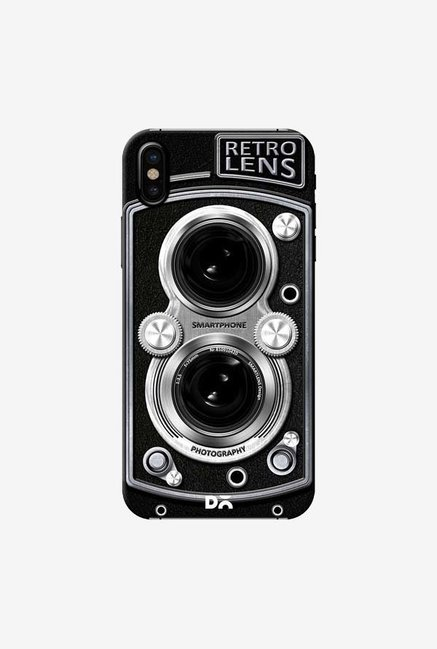 DailyObjects Camera Retro Lens Case Cover For iPhone X
