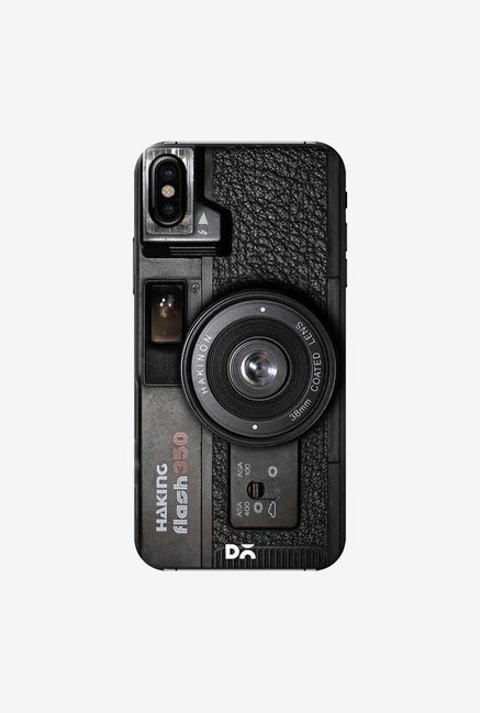DailyObjects Camera Case Cover For iPhone X