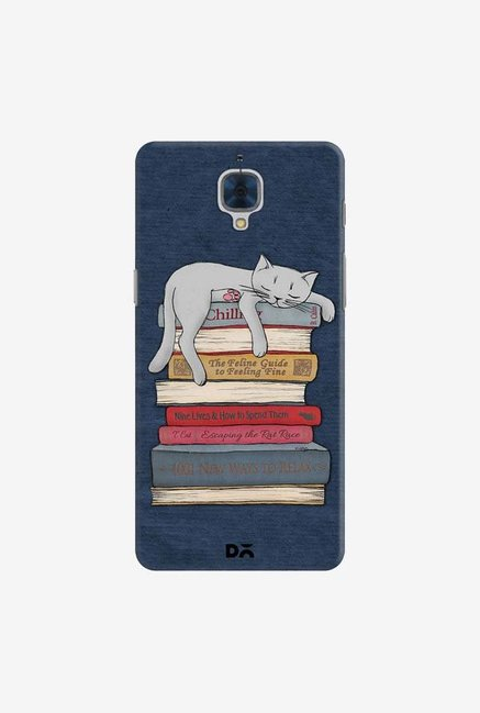 DailyObjects How to Chill Like A Cat Case For OnePlus 3T