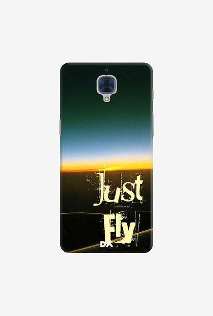 DailyObjects Just Fly Case For OnePlus 3T
