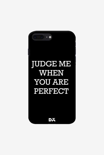 DailyObjects Judge Me Case Cover For iPhone 8 Plus