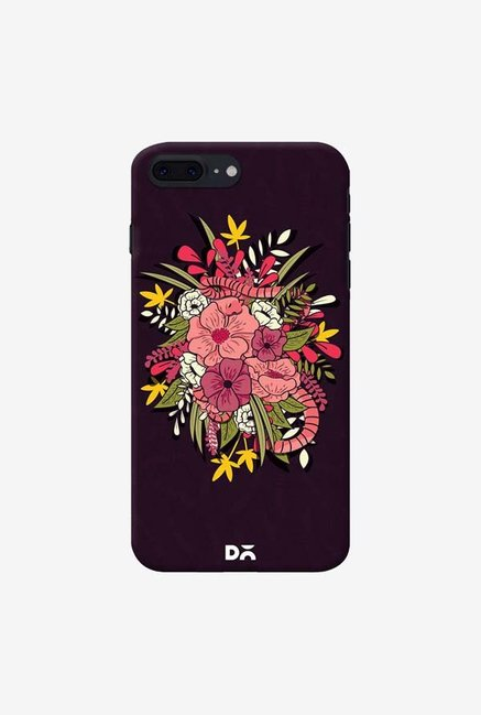 DailyObjects Gilded Flower Jungle Case Cover For iPhone 7 Plus