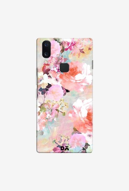 DailyObjects Love Of A Flower Case Cover For Vivo V11