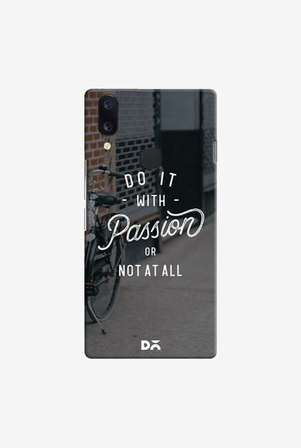 DailyObjects Passion Case Cover For Vivo V11