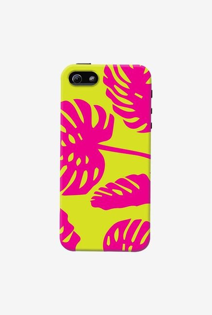 DailyObjects Palms Bright Pink Case For iPhone 5/5S
