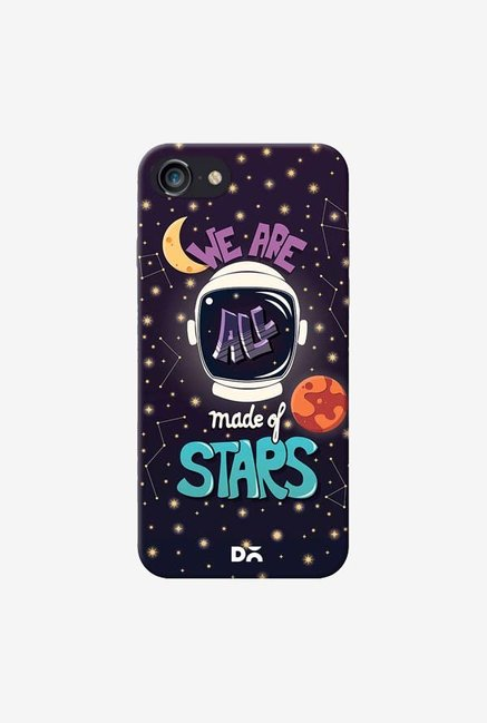 DailyObjects Made Of Stars Space Case Cover For iPhone 8