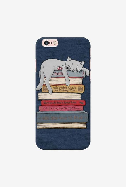 DailyObjects How to Chill Like A Cat Case For iPhone 6s