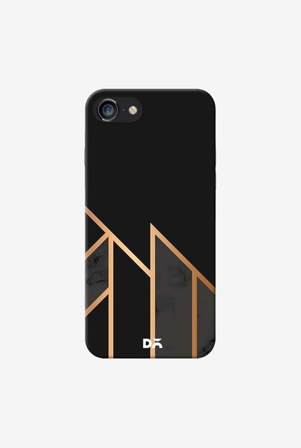 DailyObjects Marble Design 35 Case Cover For iPhone 8