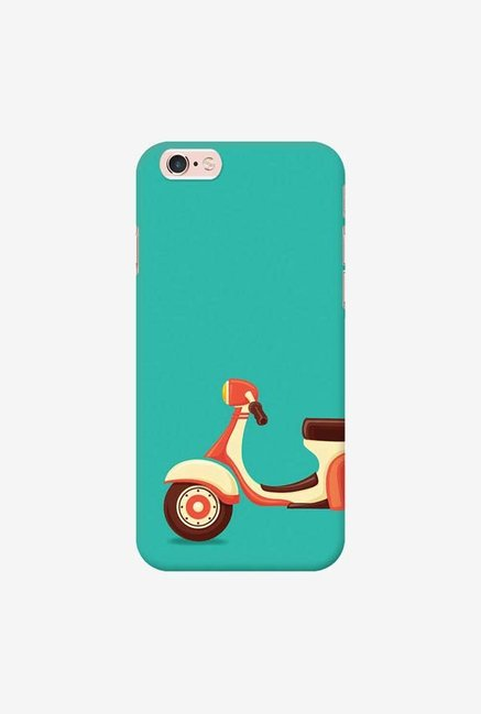DailyObjects Teal Scooter Case For iPhone 6s