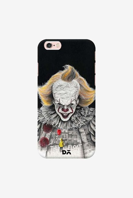 DailyObjects IT Black Case Cover For iPhone 6S