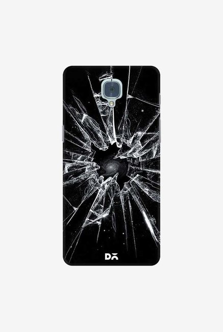 DailyObjects Broken Glass Case Cover For OnePlus 3T