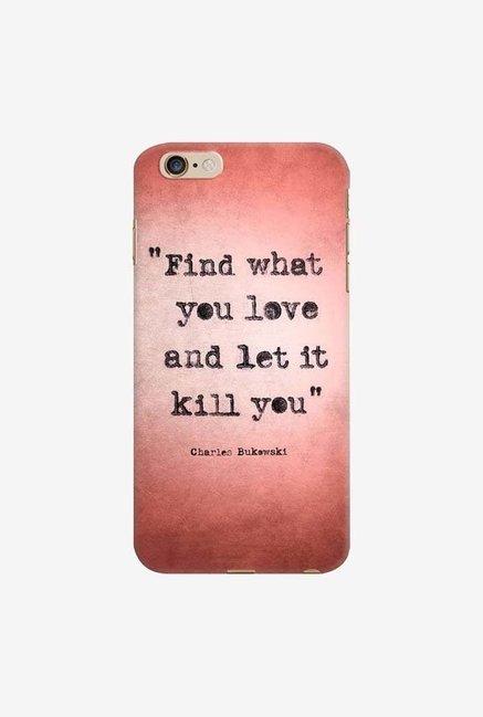 DailyObjects Bukowski Case For iPhone 6 Plus