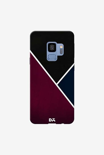DailyObjects Red And Royal Case Cover For Samsung Galaxy S9