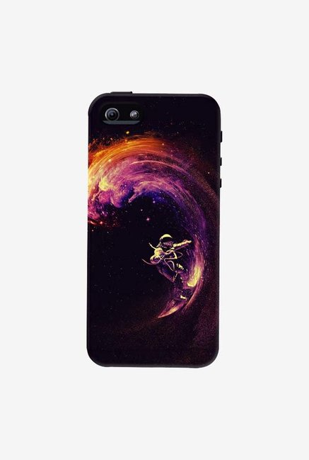 DailyObjects Space Surfing Case For iPhone 5/5S